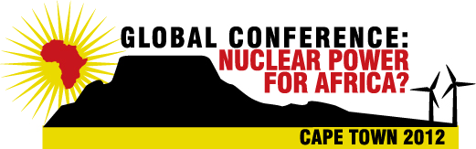 Logo Global Conference: Nuclear power for Africa?